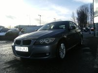 USED 2009 59 BMW 3 SERIES 2.0 318I ES 4d 141 BHP FREE 6 MONTHS RAC WARRANTY AND FREE 12 MONTHS RAC BREAKDOWN COVER