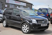 2005 FORD FUSION 1.4 FUSION PLUS 5d 68 BHP £1975.00