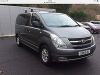 USED 2011 11 HYUNDAI I800 2.5 STYLE CRDI 5d 168 BHP Diesel, 8 seater, probably the best value i800 for sale today.