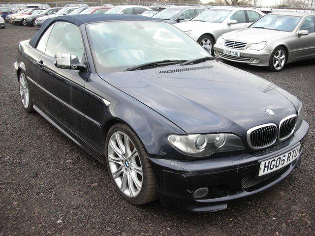 2006 06 BMW 3 SERIES 3.0 330CD SPORT 2d 202 BHP