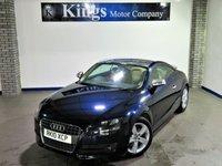 2010 AUDI TT 2.0 TFSI 3dr 200 BHP £8981.00