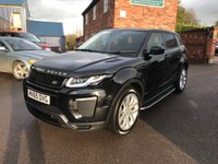 USED 2015 65 LAND ROVER RANGE ROVER EVOQUE 2.0 TD4 HSE DYNAMIC 5d AUTO 177 BHP Very high spec Dynamic