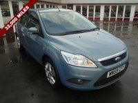 2009 FORD FOCUS 1.6 STYLE 5d 100 BHP £4995.00