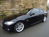 2011 BMW 3 SERIES 3.0 325D M SPORT 2d 202 BHP £10000.00
