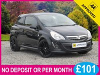 2012 VAUXHALL CORSA 1.2 LIMITED EDITION 3dr £5650.00