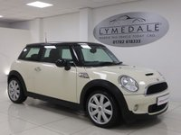 USED 2007 07 MINI HATCH COOPER 1.6 COOPER S 3d 172 BHP Full History, Last Serviced 72,506, MOT Until 1.2.19