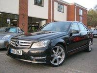 USED 2011 61 MERCEDES-BENZ C CLASS 2011 61-Reg Mercedes C220 CDI ( 170bhp ) Auto Sport Edition,GEN 65,000 MILES!
