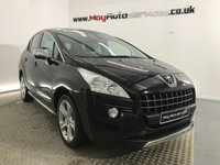 USED 2013 13 PEUGEOT 3008 1.6 ALLURE HDI FAP 5d 115 BHP *** HIGH SPEC ***