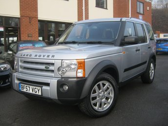 2007 LAND ROVER DISCOVERY 3 2.7TD V6 XS £9995.00