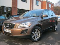 "USED 2009 09 VOLVO XC60 2009 09-Reg Volvo XC60 2.4D AWD ( 163ps ) Geartronic SE Auto,GEN 78,000 MILES""!!"