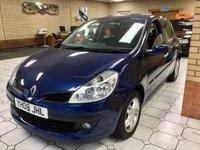 2008 RENAULT CLIO 1.1 EXPRESSION 16V TURBO 5DR HATCHBACK 100 BHP £2380.00