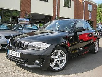 2012 BMW 1 SERIES 118 d Sport Coupe £8495.00