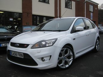 2008 FORD FOCUS 2.5 ST-2 £7495.00