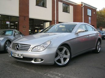 2007 MERCEDES-BENZ CLS CLASS  3.0CDi 7G-Tronic Auto £6495.00