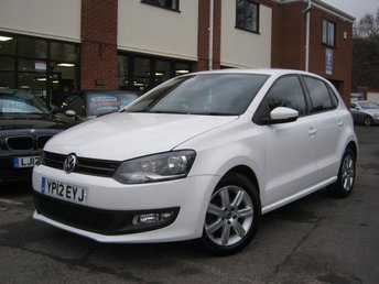 2012 VOLKSWAGEN POLO 1.2TDI ( 75ps ) Match 5dr £5995.00