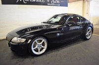 USED 2006 56 BMW Z4 3.0 Z4 SI SPORT COUPE 2d 262 BHP
