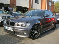 USED 2006 06 BMW 1 SERIES 2.0 120i Sport,5 Dr