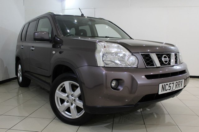 View our 2007 57 NISSAN X-TRAIL 2.0 SPORT EXPEDITION DCI 5DR 148 BHP