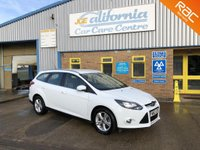 USED 2013 63 FORD FOCUS 1.6 ZETEC TDCI 5d 113 BHP ***FINANCE AVAILABLE ***CALL NOW OR APPLY ONLINE -  MORE IN STOCK!!!