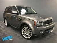 USED 2009 59 LAND ROVER RANGE ROVER SPORT 3.0 TDV6 HSE 5d AUTO  *0% Deposit Finance Available