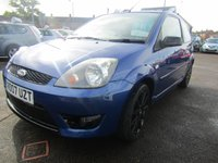 USED 2007 07 FORD FIESTA 2.0 ST IMMACULATE !!