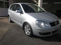 USED 2008 08 VOLKSWAGEN POLO 1.4 ( 80PS ) Match - ideal 1st car!!!