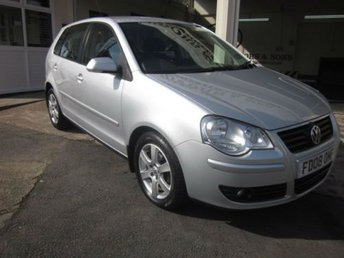 2008 VOLKSWAGEN POLO 1.4 ( 80PS ) Match - ideal 1st car!!! £2995.00