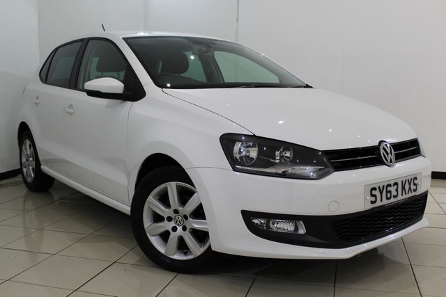 View our 2013 63 VOLKSWAGEN POLO 1.4 MATCH EDITION 5DR 83 BHP