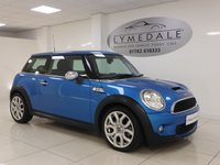 USED 2009 09 MINI HATCH COOPER 1.6 COOPER S 3d 172 BHP Superb, Full 12 Months MOT, Great Condition And Colour