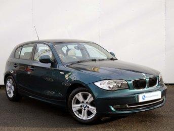 2009 BMW 1 SERIES 2.0 120I SE 5d AUTO 168 BHP £6995.00
