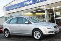 2007 FORD FOCUS 1.6 STYLE 5dr £2295.00