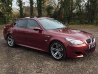 2007 BMW 5 SERIES 5.0 SMG 4dr £22995.00