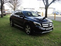 USED 2015 65 MERCEDES-BENZ GLA-CLASS 2.1 GLA220 CDI 4MATIC AMG LINE PREMIUM 5d AUTO 168 BHP ANY PART EXCHANGE WELCOME, COUNTRY WIDE DELIVERY ARRANGED, HUGE SPEC