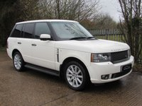 2009 LAND ROVER RANGE ROVER 5.0 V8 Supercharged Autobiography 5dr £19995.00