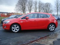 USED 2011 11 VAUXHALL ASTRA 2.0 SRI CDTI 5d 157BHP 2KEYS+FSH 6STAMPS+17 ALLOYS+