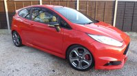 USED 2013 63 FORD FIESTA 1.6 ST-2 3dr Xenons, Bluetooth, FSH