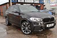 USED 2014 14 BMW X5 3.0 XDRIVE30D M SPORT 5d AUTO 255 BHP high spec, adaptive cruise control