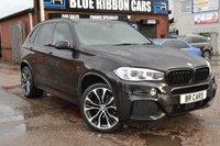 USED 2014 14 BMW X5 3.0 XDRIVE30D M SPORT 5d AUTO 255 BHP high spec, adaptive cruise control