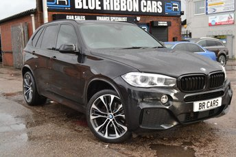 2014 BMW X5 3.0 XDRIVE30D M SPORT 5d AUTO 255 BHP £29990.00