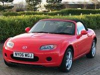 2006 MAZDA MX-5 2.0 I 2d 160 BHP £3995.00