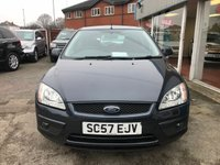 USED 2007 57 FORD FOCUS 1.8 STYLE 5d 124 BHP