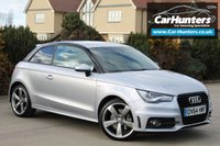 USED 2014 64 AUDI A1 2.0 TDI S LINE BLACK EDITION 3d 143 BHP
