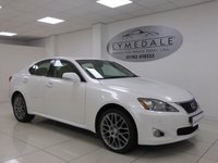 2009 LEXUS IS 2.2 220D SE-I 4d 175 BHP £3990.00