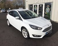 USED 2017 17 FORD FOCUS 1.0 ZETEC EDITION ECOBOOST 125 BHP THIS VEHICLE IS AT SITE 1 - TO VIEW CALL US ON 01903 892224