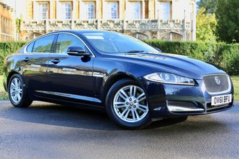 2011 JAGUAR XF 2.2 D LUXURY 4d AUTO 190 BHP £9470.00