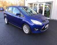 USED 2014 64 FORD C-MAX 1.6 TDCI TITANIUM 115 BHP THIS VEHICLE IS AT SITE 1 - TO VIEW CALL US ON 01903 892224