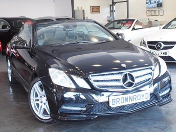 2012 MERCEDES-BENZ E CLASS 3.0 E350 CDI BLUEEFFICIENCY SPORT 2d AUTO 265 BHP £13490.00