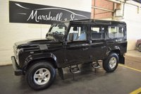 USED 2012 12 LAND ROVER DEFENDER 110 2.2 TD COUNTY STATION WAGON 1d 122 BHP 7 SEATS