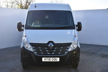 View our RENAULT MASTER