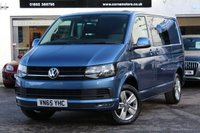 2015 VOLKSWAGEN TRANSPORTER T6 KOMBI T32 2.0 TDI BMT 140PS HIGHLINE SWB 6 SPEED  £20990.00